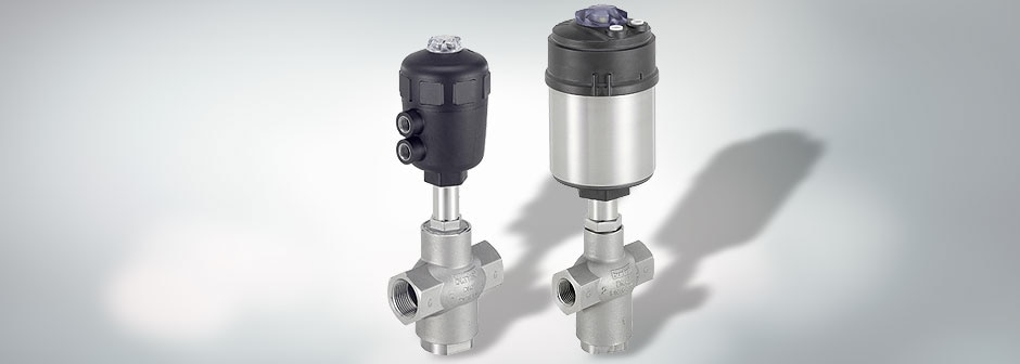 New 3 way Globe Valve for CLASSIC and ELEMENT actuators